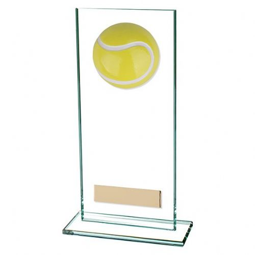 Horizon Tennis Jade Glass Award 180mm